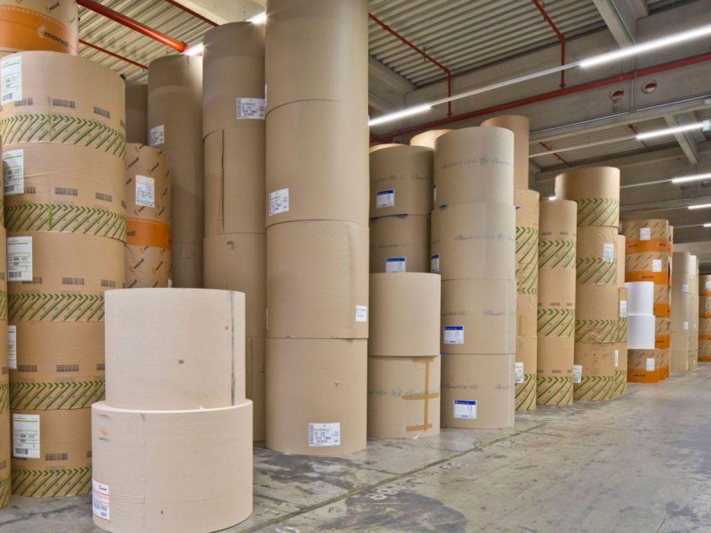 raw materials market