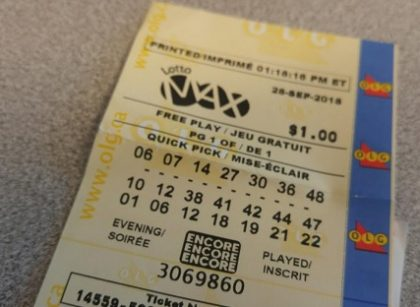Playing Lottery Online