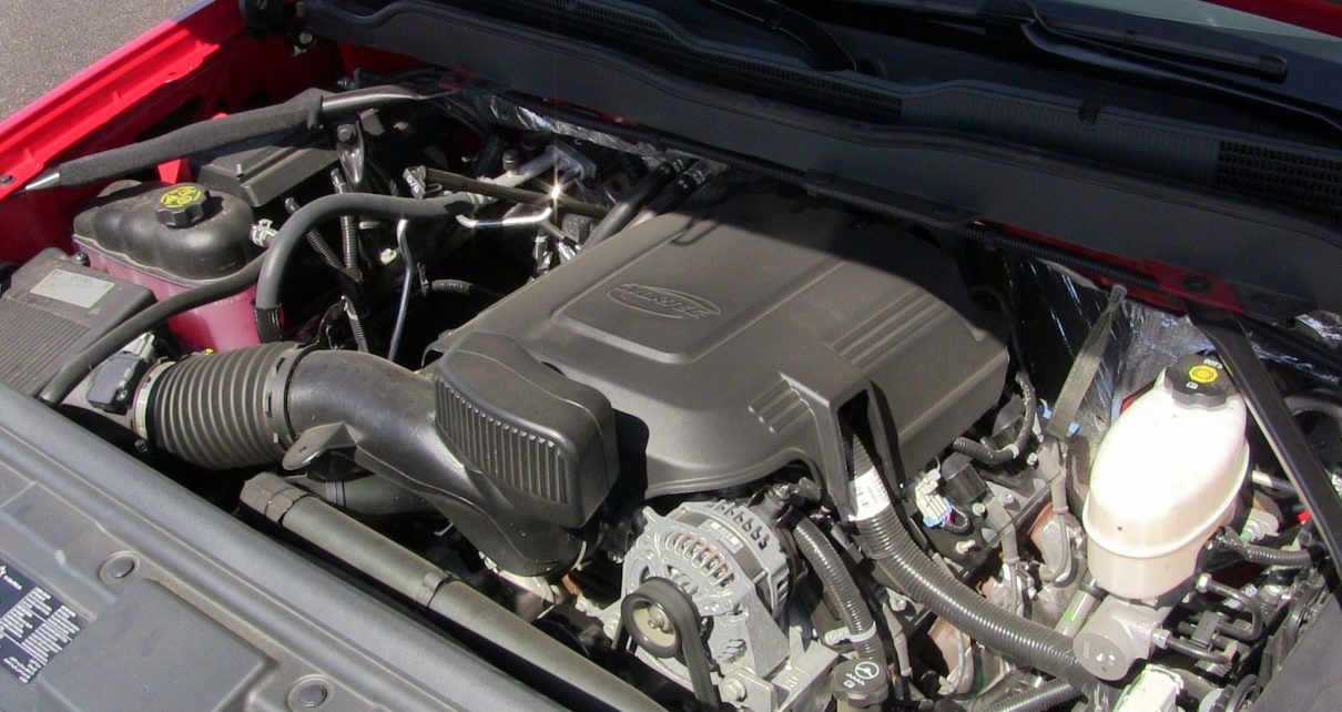 best 6.0 Vortec cold air intake