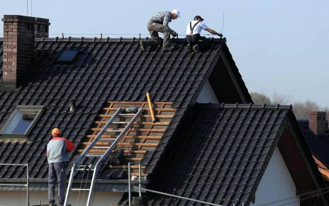 ajax roofers